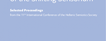 The Fugue of the Five Senses and the Semiotics of the Shifting Sensorium | Selected Proceedings from the 11th International Conference of the Hellenic Semiotics Society